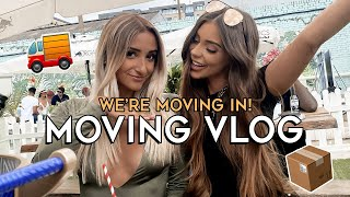 MOVING VLOG: WE'RE MOVING IN TOGETHER! + $1000 MAKEUP & SKINCARE GIVEAWAY