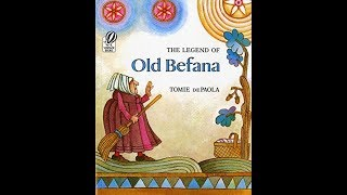 The Legend of Old Befana by Tomie DePaola: Read Aloud