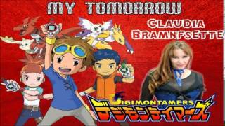 My Tororrow (Digimon Tamers ending 1) cover latino by Claudi...