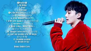 EXO Chen Solo Compilation
