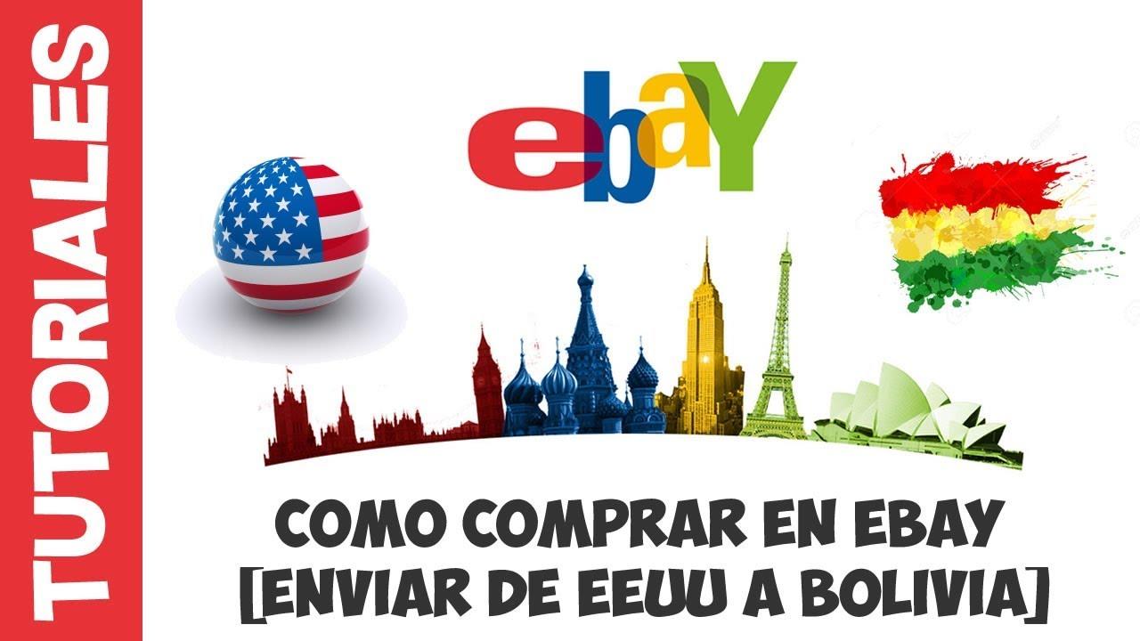 Como Comprar En Ebay Enviar Desde Usa A Bolivia Parte 3 Youtube