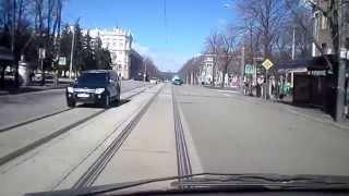 А дорога в Кривом Роге, через Югок по сравнению перед въездом отличная.(На микрораёне Югок центральная дорога супер., 2015-04-09T17:13:12.000Z)