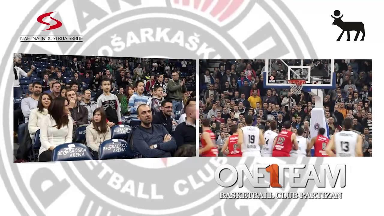 26 - Završena druga faza Partizan One Team NIS projekta