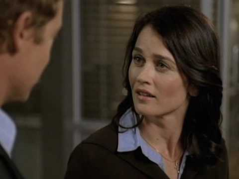 The Mentalist - Behind the Scenes with Robin Tunney