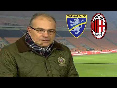 SUMA DISPERAZIONE FINALE 0-0 ANCHE CON IL FROSINONE - Frosinone Milan 0-0