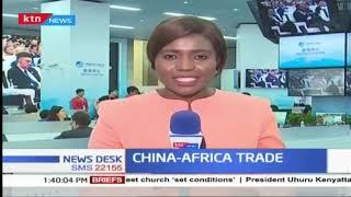 There is need for balanced trade says Uhuru Kenyatta on China- Africa trade