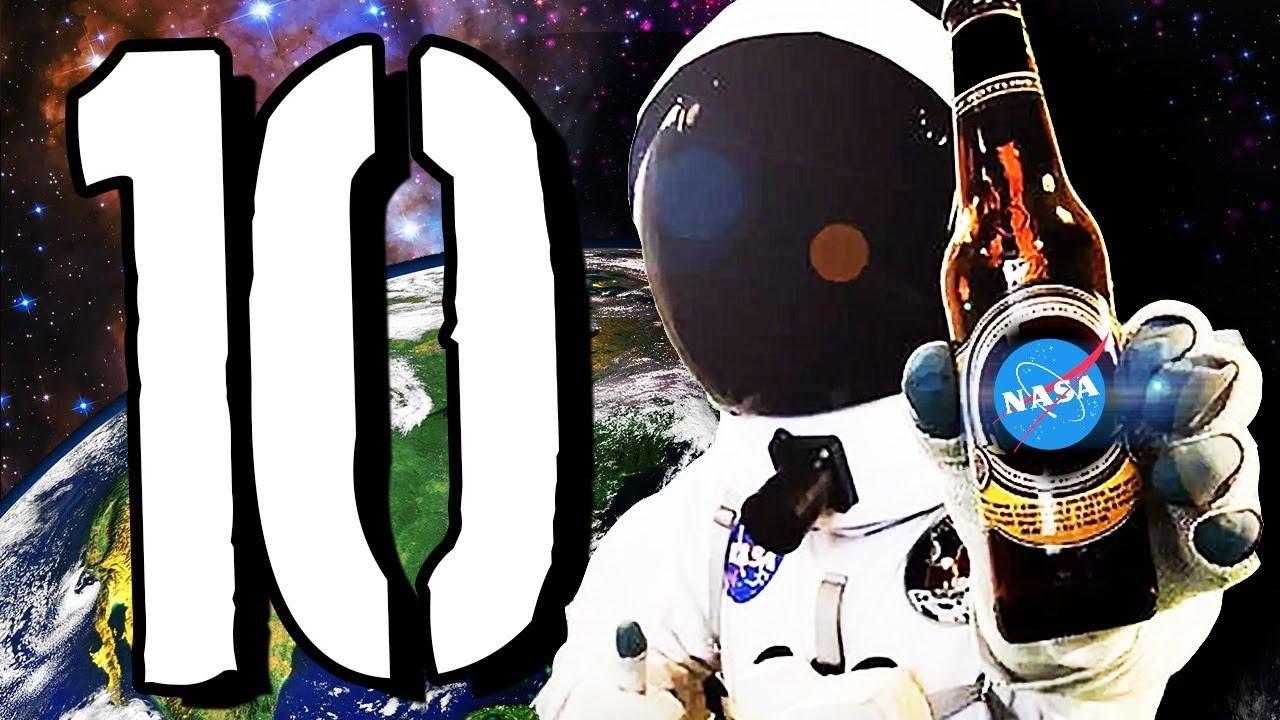 10 faktów skrywanych przez NASA [TOPOWA DYCHA]