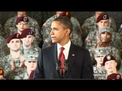 Obama to Iraq war vets: Welcome Home