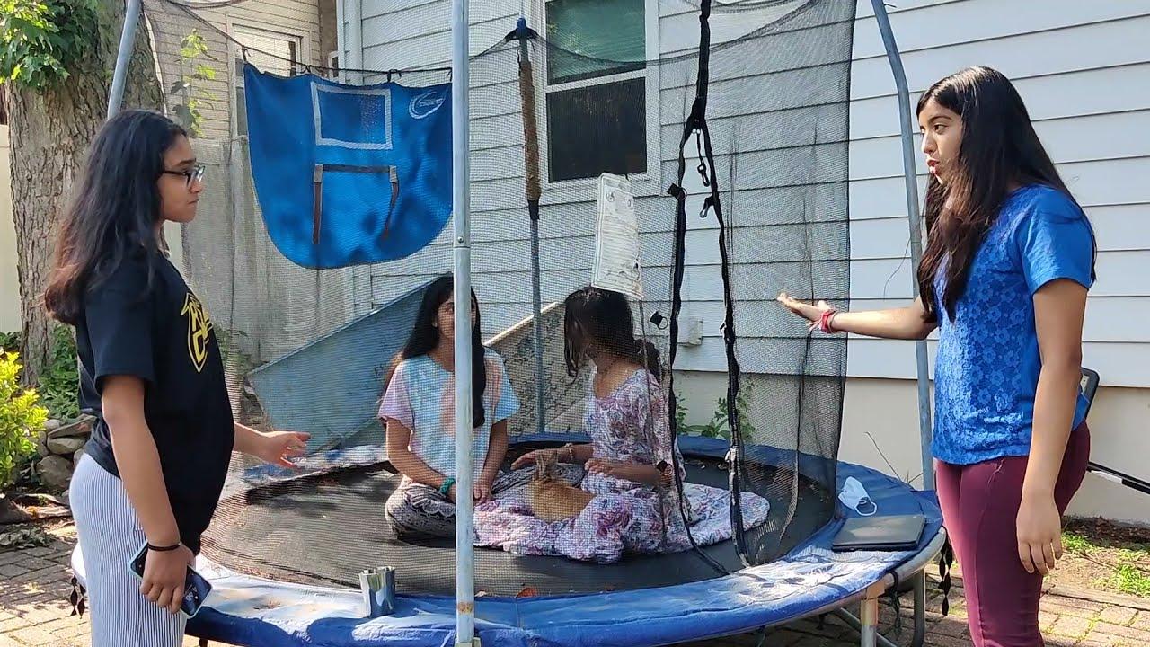 Birds in a Cage Drama - Sunday School - By Aastha, Siona, Somya, Janvi