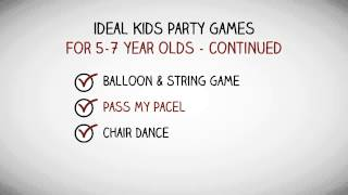 Birthday Party Ideas Barrington Ri Rhode Island Kids Games