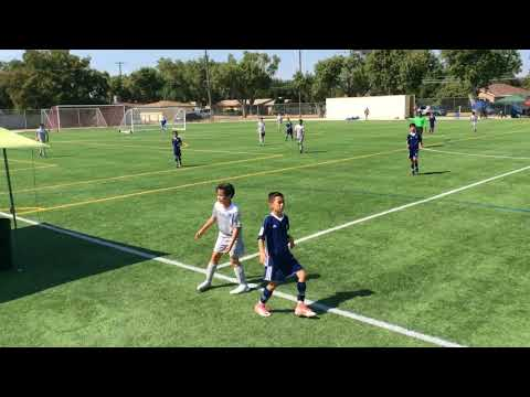 San Juan 06 Academy vs San Joaquin Valley Soccer Academy - 9/16/2017