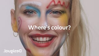 Desigual | 'Where's colour?' | COLOUR IS YOU SS19 Campaign