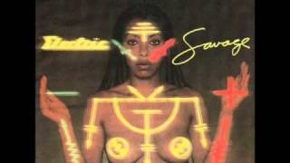 "Album "" Electric Savage - 1977 """