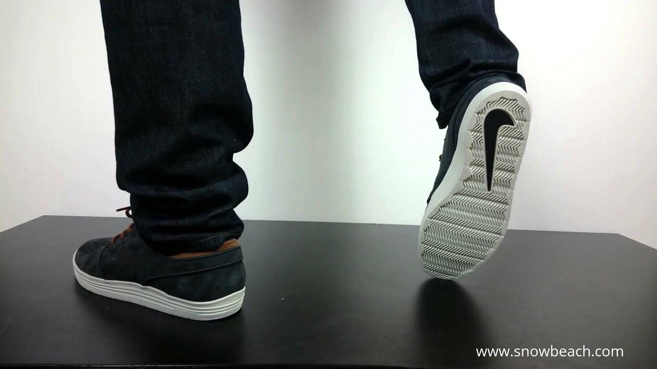 choix de jeu réductions de sortie Nike Lunaires Pantalon Janoski Anthracite Noir vente profiter très en ligne achat vente FSMG3G