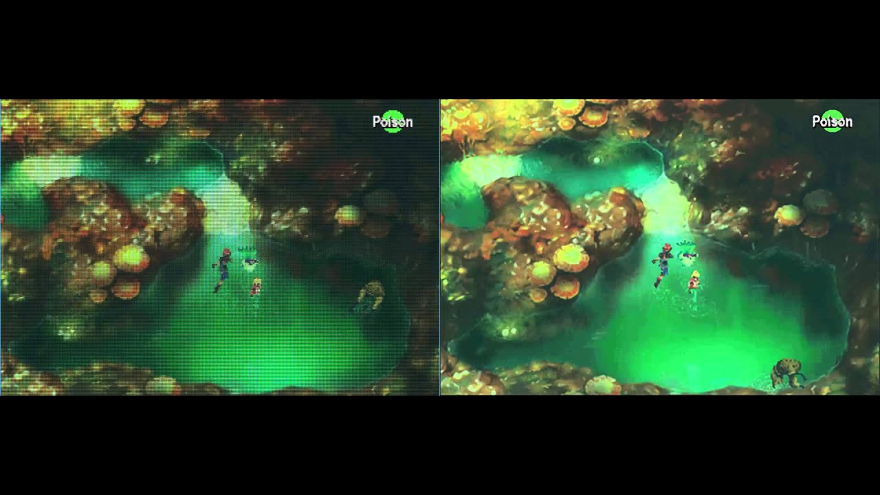 Chrono Cross - Shader Preset Enhancements - CRT-Easymode VS Super-xBR 2p by  Saftle