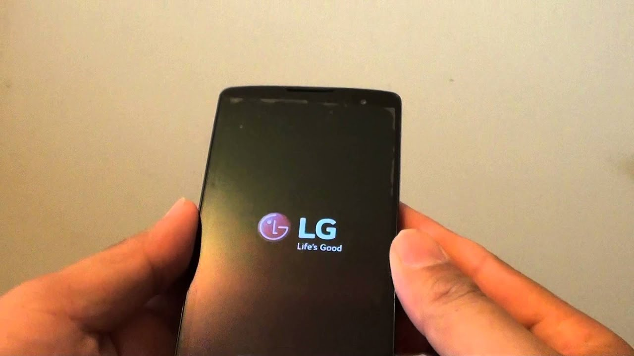 LG Leon: How to Turn Phone On/Off