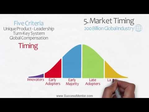 Business Timing - Early Adopter or Laggard?