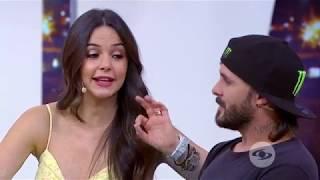 Meleja y Tatán en The Suso's Show Caracol TV