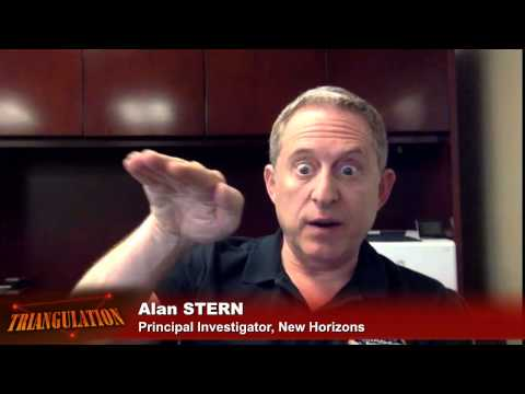 Triangulation 215: Alan Stern: Principal Investigator for New Horizons