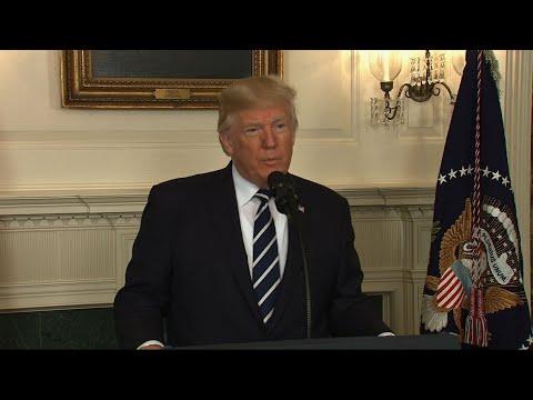 Trump: Las Vegas Shooting 'Act of Pure Evil'