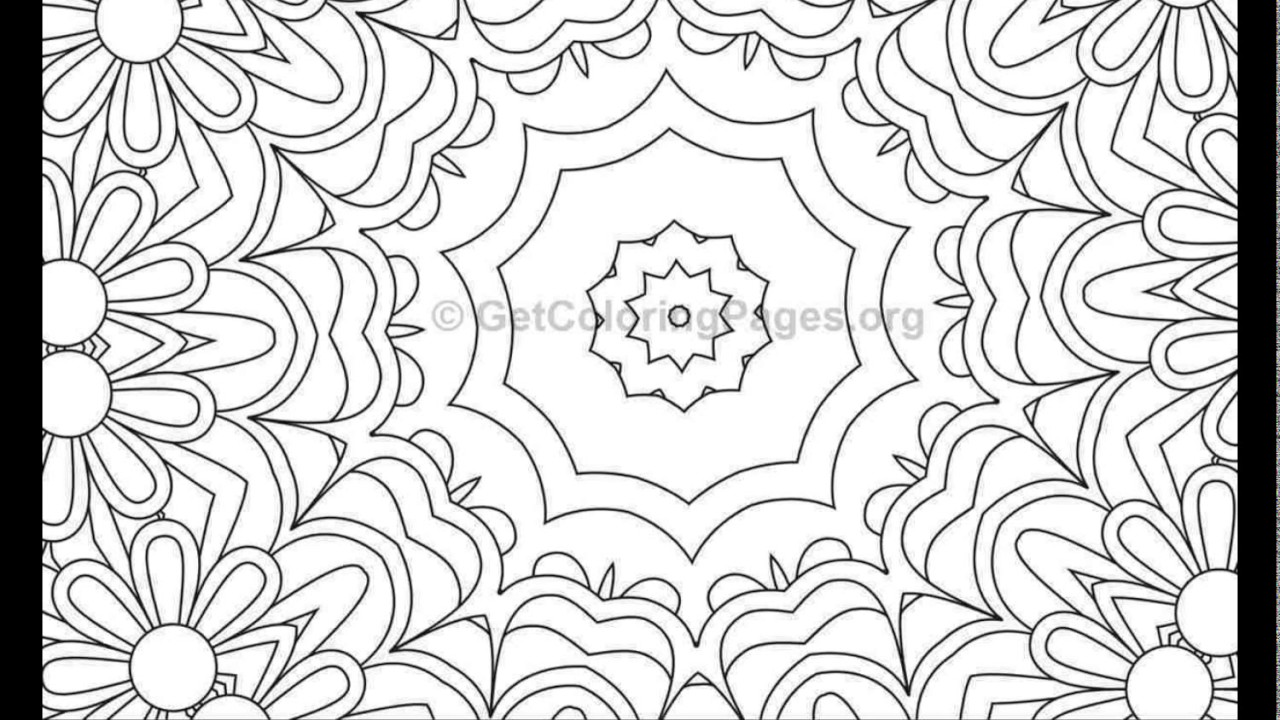 free printable mystery mosaic coloring pages  youtube