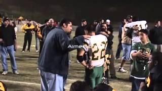 Rudy Jordan Football Highlights