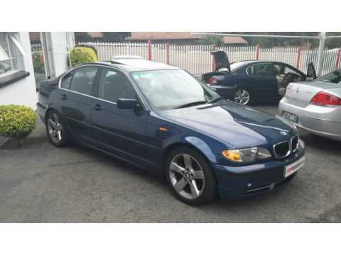 2004 bmw 3 series 330i e46 auto for sale on auto trader south africa youtube. Black Bedroom Furniture Sets. Home Design Ideas