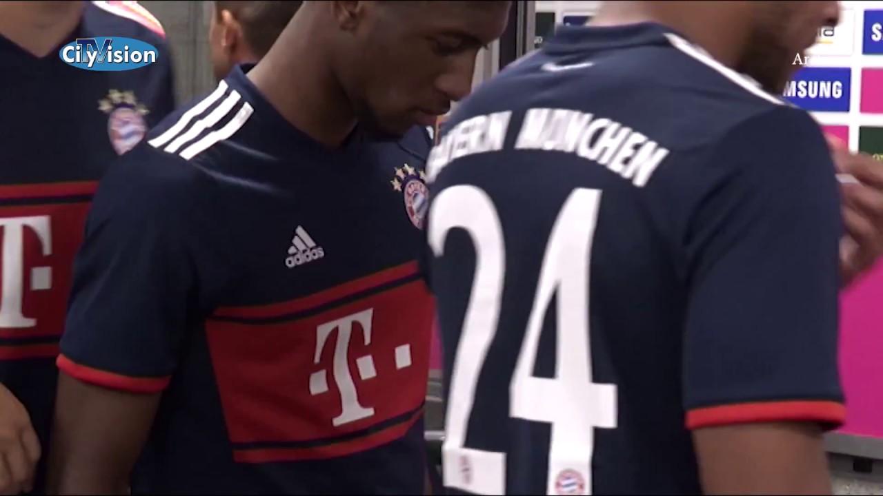 Bayern Gegen Borussia Mönchengladbach 2021