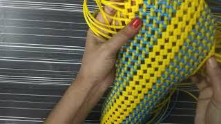Deepam Model  || 2 Roll || Normal Knot Basket || Part - 2/4