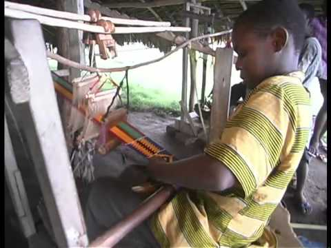 Men's and Women's Weaving In Africa: Burkina Faso, Ghana, Nigeria