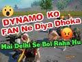 Dynamo Gaming VS Fan, You won't believe what happened, Alpha Clasher, Nerd