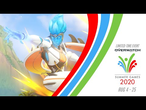 When does Overwatch's Summer Games 2019 event end? | Dot ...