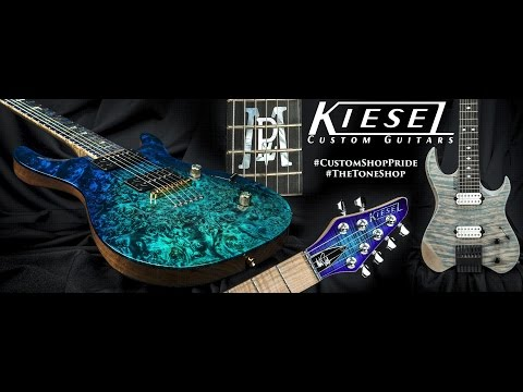 Kiesel Guitars and Carvin Guitars interview with owners Mark and Jeff Kiesel