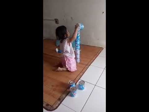 Permainan Sederhana Untuk Anak Usia 2 Tahun Youtube