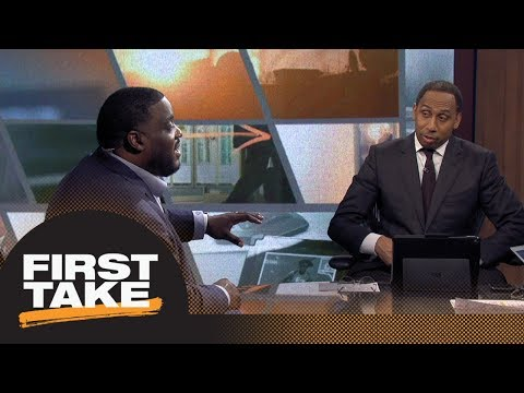 Where should Dez Bryant go? Stephen A., Max, and Damien Woody debate  First Take  ESPN