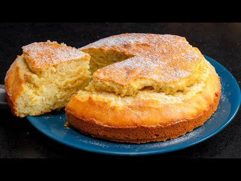 un-verre-de-lait-et-le-gâteau-est-prêt!-recette-simple,-pas-chère-et-rapide -savoureux.tv