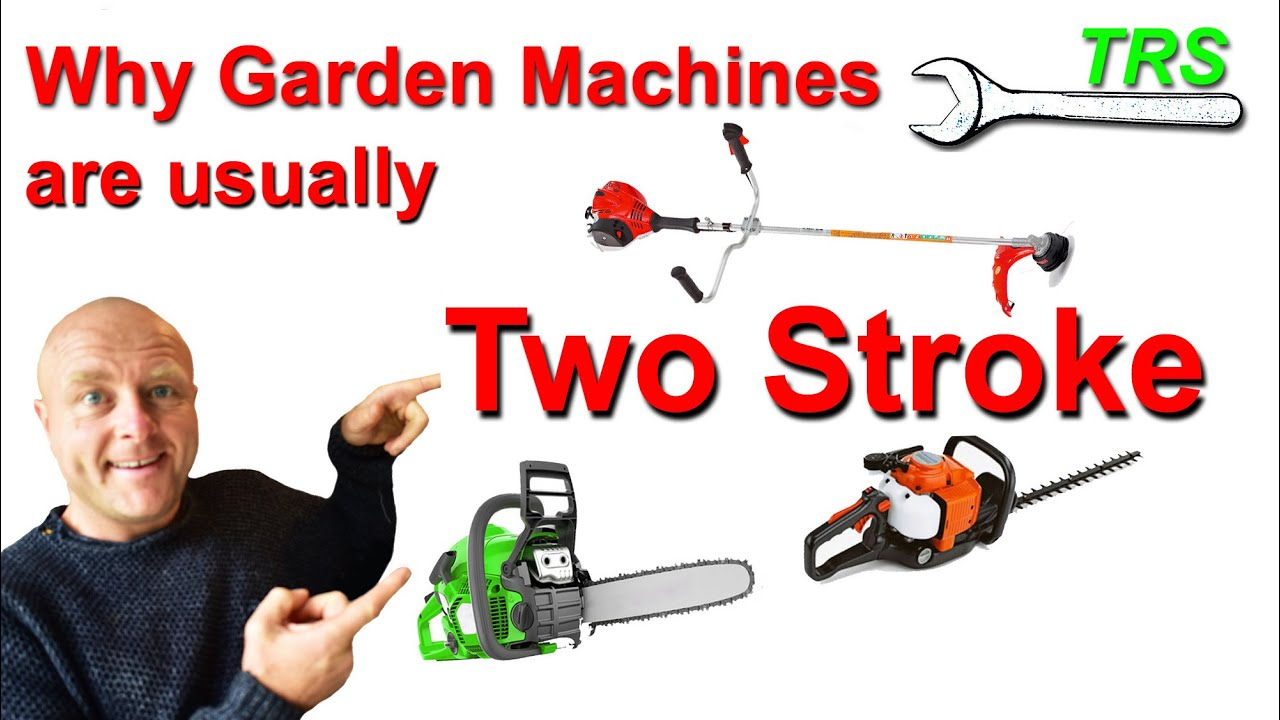 Why A Two Stroke Cycle Engine Can Work In Any Orientation Four Diagram Cannot
