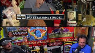 Dan Patrick Show and Dan Le Batard Show with Stugotz crossover