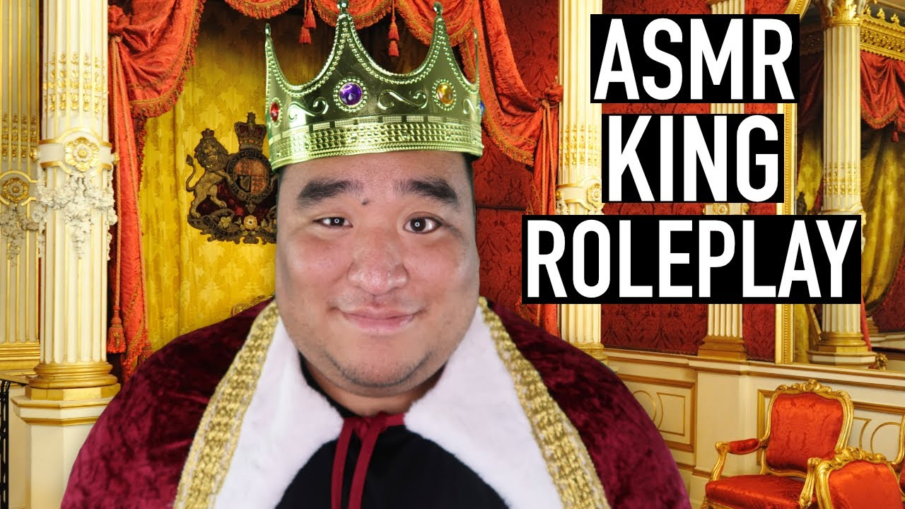 ASMR King Roleplay ft ASMR Darling