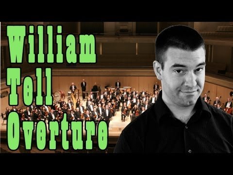 Rossini: William Tell Overture (A Cappella Cover)
