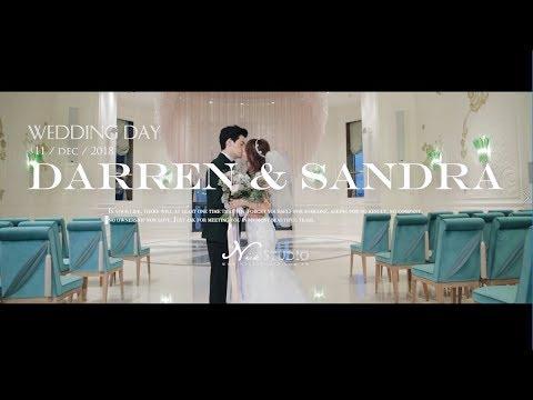 [婚禮錄影] 文華東方 Darren & Sandra  快剪快播/訂婚/結婚