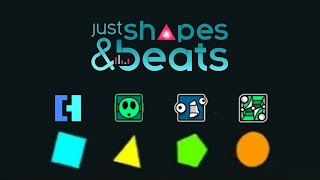Multiplayer Mode with Gd Players   Just Shapes and Beats (DanZmeN / Mulpan / Booglee / Partition)