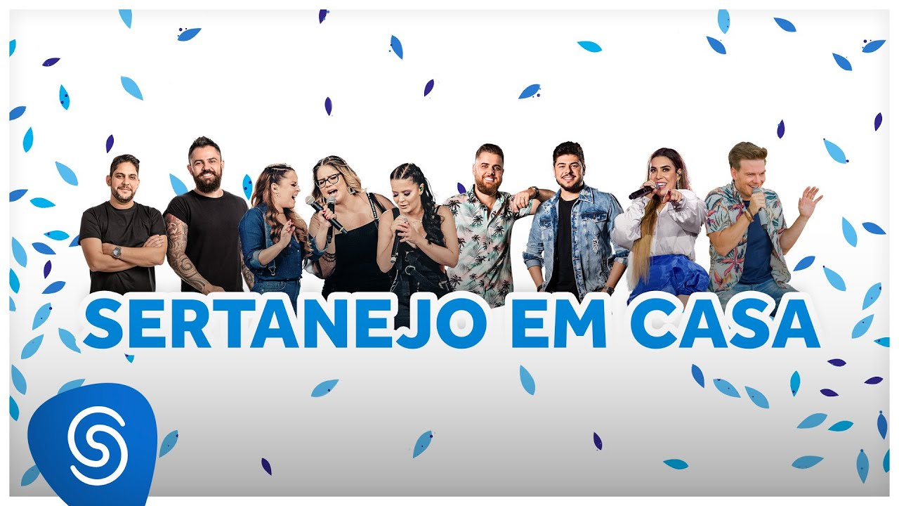 TOP SERTANEJO - Sertanejo Pra Curtir Em Casa (Melhores Clipes 2020)