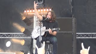 Brother Dege - Too Old To Die Young - Live Motocultor 2014