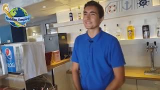 Отзыв Арсена о работе бармена в отеле Meridian 4 Солнечный Берег Болгария 2019