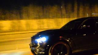 Audi A4 225 hp vs Infiniti FX37 333 hp