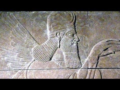 Assyrian Art: A Study Of Nimrud