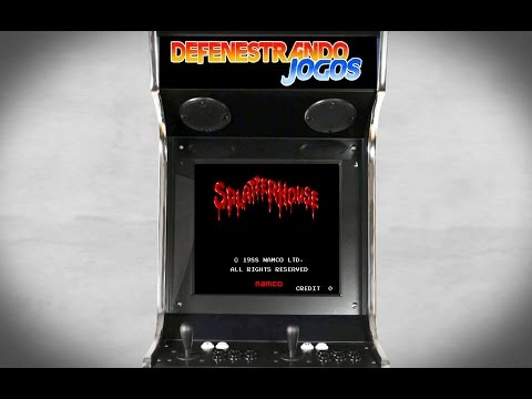 Fliperama Nostalgico / 1988 / Splatterhouse
