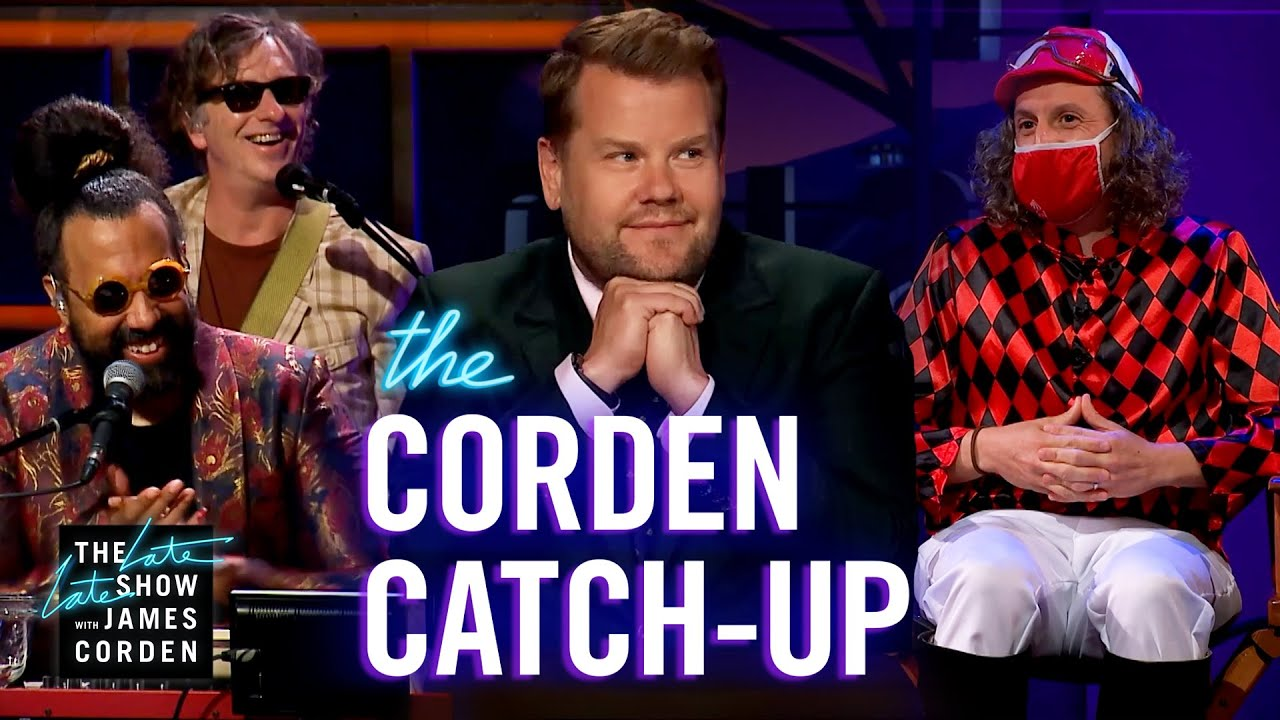 This Is For The Regulars - Corden Catch-Up