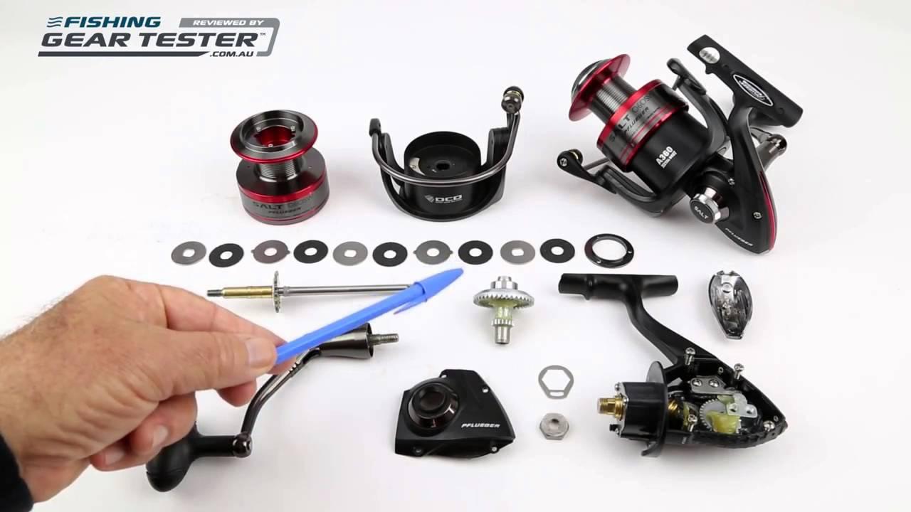drag knob President XT PRESXTSP 35, 40 Pfluger reel repair parts